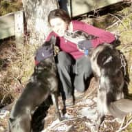 Profile image for pet sitter Corrie