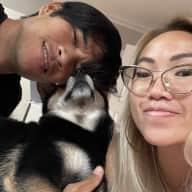 Profile image for pet sitters Tatiana & Phillip