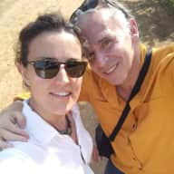 Profile image for pet sitters Eric & Camille