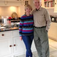 Profile image for pet sitters Richard & Carol