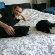 Profile image for pet sitter Troy