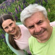 Profile image for pet sitters Yvonne & Rene