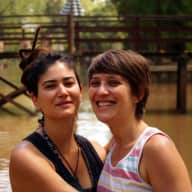 Profile image for pet sitters Antonella & Juliana