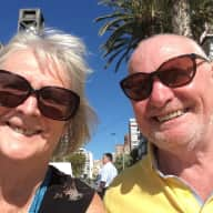 Profile image for pet sitters Julie & Trevor