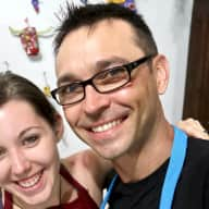 Profile image for pet sitters Jason & Brittany