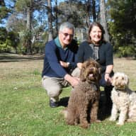 Profile image for pet sitters Tom & Jan