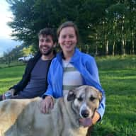 Profile image for pet sitters Florence & Lachlan