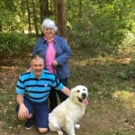 Profile image for pet sitters Kate & Phillip