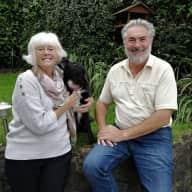 Profile image for pet sitters Julian & Jo