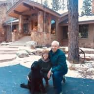 Profile image for pet sitters Doreen & John