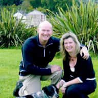 Profile image for pet sitters Malcolm & Sue