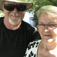 Profile image for pet sitters SHIRLEY & Fred