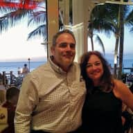 Profile image for pet sitters Mary & Robert
