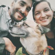 Profile image for pet sitters Anna & Toby