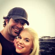 Profile image for pet sitters Kristy & Shawn