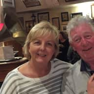 Profile image for pet sitters Sue & Ian