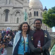 Profile image for pet sitters Esmeralda & Vinothan
