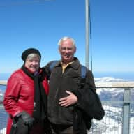 Profile image for pet sitters Sally & Patrick