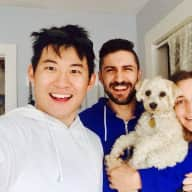 Profile image for pet sitter Hyerin and Sean