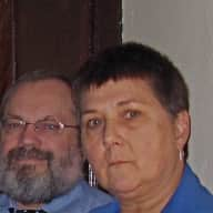 Profile image for pet sitters Susan and George & George