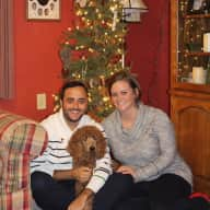 Profile image for pet sitters Abby & Zaher