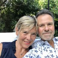 Profile image for pet sitters Laurence & Jean Louis