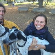 Profile image for pet sitters Natalie & Trevor