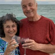 Profile image for pet sitters Judy & Tony