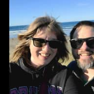 Profile image for pet sitters Joy & Andrew
