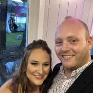 Profile image for pet sitters Amber & Corey