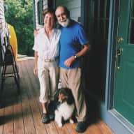 Profile image for pet sitters Frances & Robert