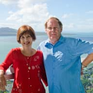 Profile image for pet sitters Gavin & Barbara