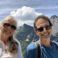 Profile image for pet sitters Cynthia & Mark