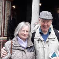 Profile image for pet sitters Keith & Ellen