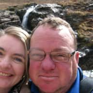 Profile image for pet sitters Lisa & Martin