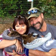 Profile image for pet sitters Marc & Sherrie