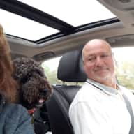 Profile image for pet sitters Lori and Richard & Richard
