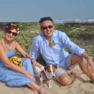 Profile image for pet sitters Leonie & Bill