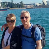 Profile image for pet sitters Chris & Martin