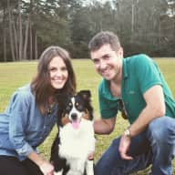 Profile image for pet sitters Michael & Lisa