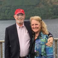 Profile image for pet sitters Diana & Gregory