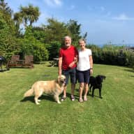 Profile image for pet sitters Rita & Phil