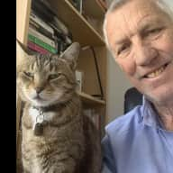 Profile image for pet sitter Peter