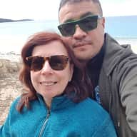 Profile image for pet sitters Moyra & Peter