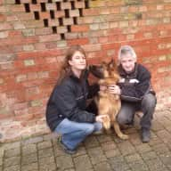 Profile image for pet sitters Nicola & Barry