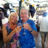 Profile image for pet sitters Anne & Ian