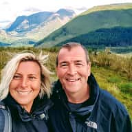 Profile image for pet sitters Clare & Nigel