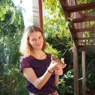 Profile image for pet sitter April