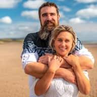 Profile image for pet sitters Larissa & Scott