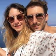 Profile image for pet sitters Justine & Romain